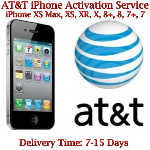 at&t unlock activation code