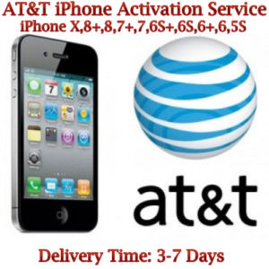 AT&T iPhone SSN ZIP Activation