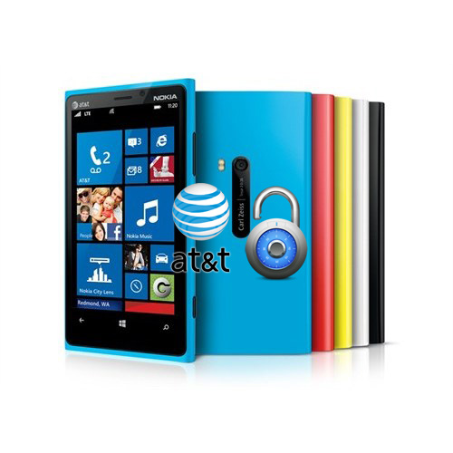 AT&T Nokia Lumia 520