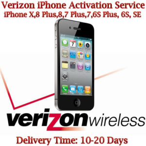 Verizon iPhone SSN ZIP service