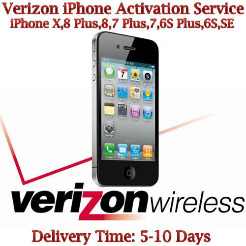 Iphone X Verizon Activation