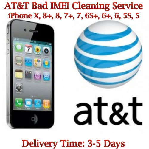 AT&T iPhone Bad IMEI Cleaning